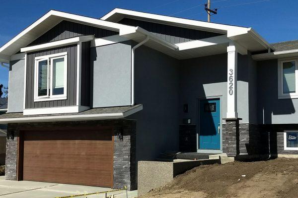 Brentwood Exterior Reno – Woolrich Dev.