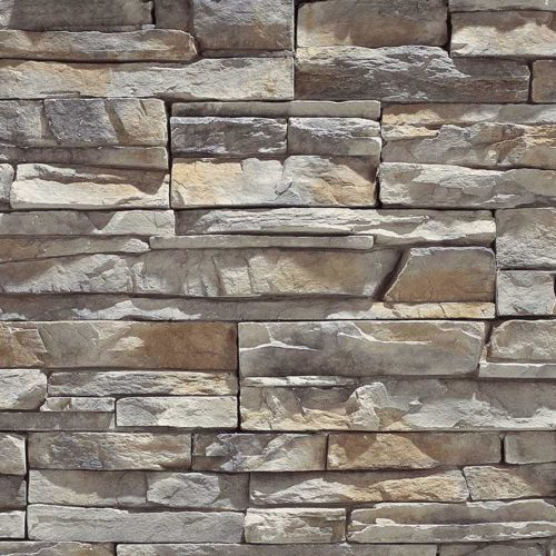 Stacked stone nantucket ecostone products for Eldorado black river stacked stone