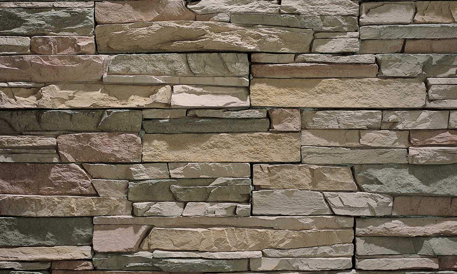 Stacked Stone Castaway Ecostone Products