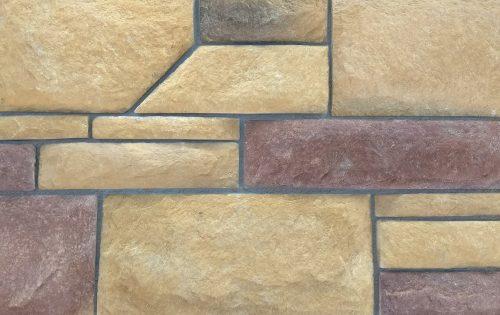 Cut Block - Coarse Tan