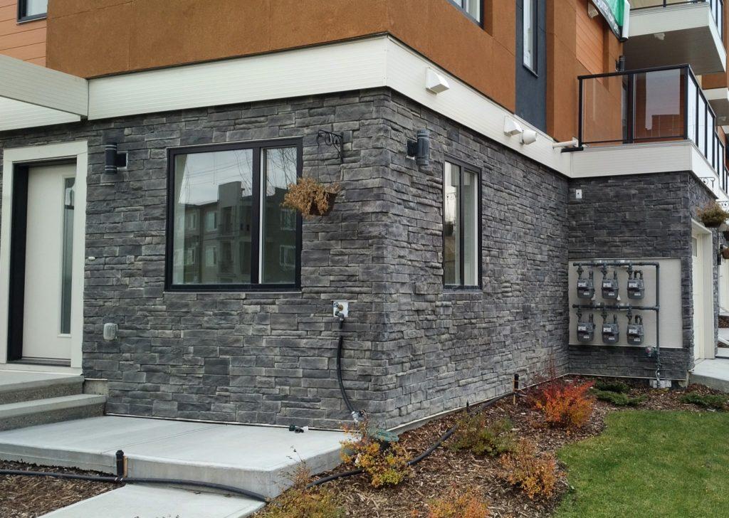 Condo building - Glacial Myst