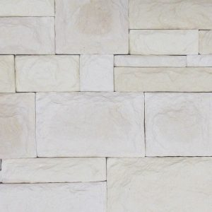 Cut Block - Cream Ashlar